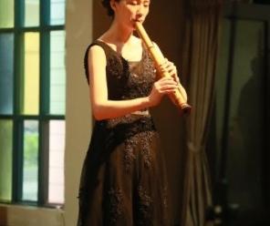 新竹竹笛教學,新竹洞簫教學,中國笛老師