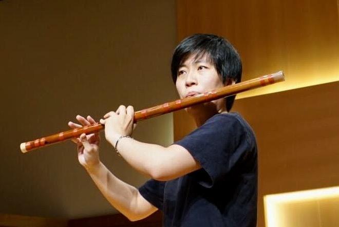 台北洞簫教學,竹笛教學,台北洞簫老師